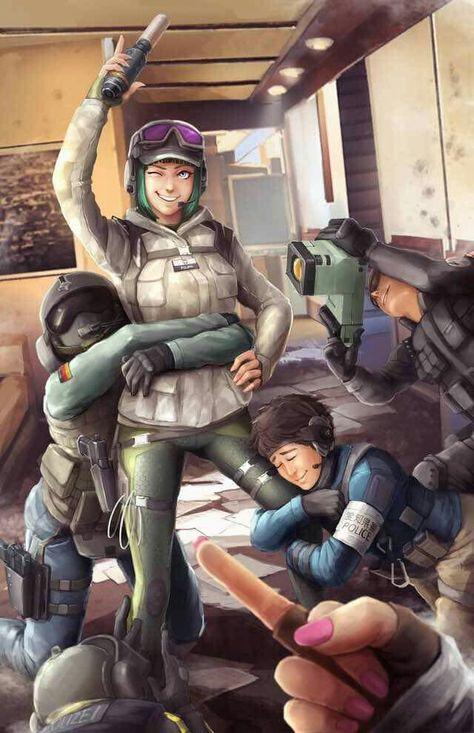 Jager Wiki Rainbow Six Siege Amino