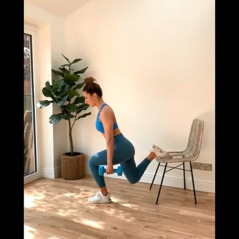 If you want to sculpt and tone your butt, try this quick booty workout from celebrity fitness #bootyworkout #bootyexercises #glutebridge