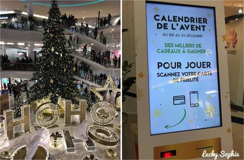 Astuces Shopping Au Centre Commercial Part Dieu Calendrier De L