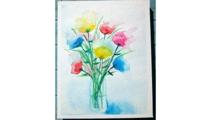 Crayons Aquarelles Le Guide D Utilisation Peinture Aquarelle