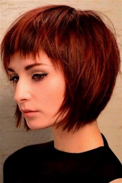 28 Gerade Kurze Frisuren Fur Frauen 2019 Frisuren Kurz Frisuren Und Frisur Dicke Haare