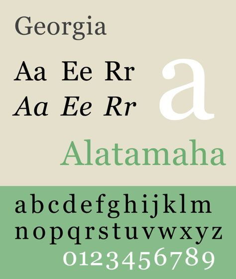 20 Best And Worst Fonts To Use On Your Resume - fonts for resume