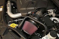 K N 57 1570 Air Intake System For 2014 2015 Jeep Grand Cherokee