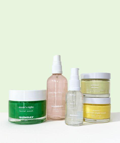 h2hoe - dry skin starter kit