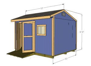 Shed Doors | Shed Plans   Storage Shed Plans. Free Shed Plans. Build A  Gable ... | Shed Doors | Pinterest | Storage, Doors And Woodworking