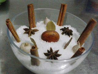 A Magia Da Cigana Esmeralda Task Pote Cigano De Sal Grosso Para