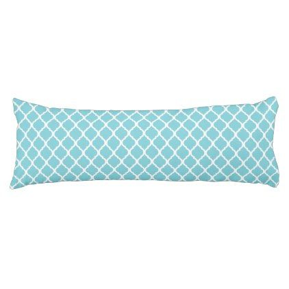 Classic pattern body pillow pattern