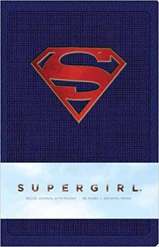 Supergirl Hardcover Ruled Journal Insights Journals Amazon Co