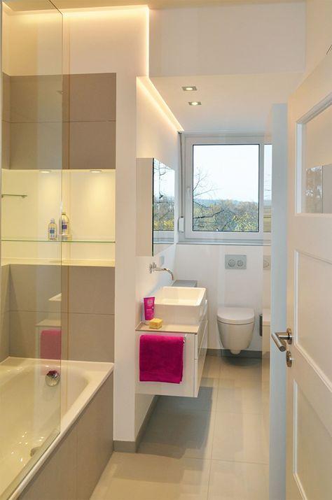 Kleines Bad Moderne Badezimmer Von Honeyandspice Innenarchitektur Design Modern In 2020 Kleine Badezimmer Badezimmer Klein Und Kleines Bad Ideen