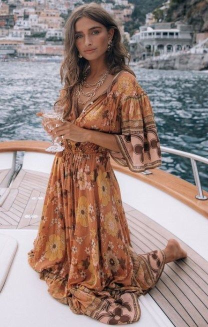 15+ Adorable Summer Boho Outfit Ideas For Women - Bacayux