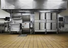 Image Result For Restaurant Commercial Kitchen Wall Tiling