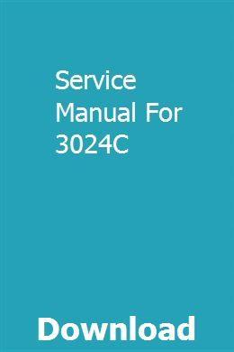 Service Manual For 3024c Teaching Blogs Manual Gcse Maths Revision