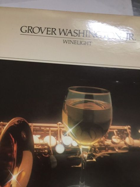 Grover Washington Jr Winelight 78 Vinyl Collectors Album
