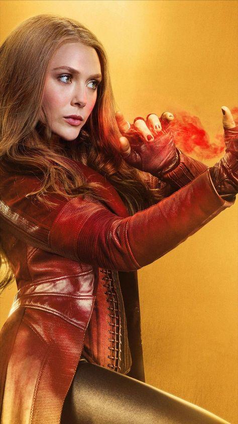 Wanda scarlet witch