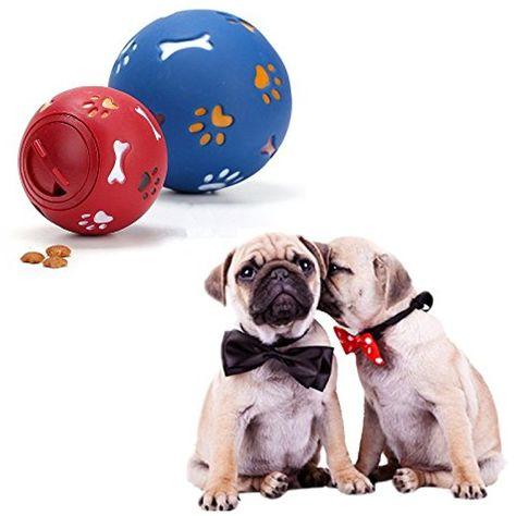 Pet Dog Cat Educational Leakage Food Ball Iq Treat Ball