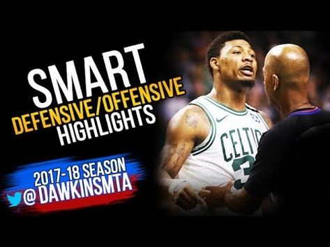 Marcus Smart Full Play 2018 ECF Game 2 Boston Celtics vs - UNREAL