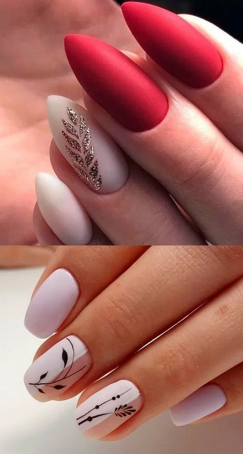 143+ unique spring and summer nails color ideas that you must try 18 ~ thereds.me