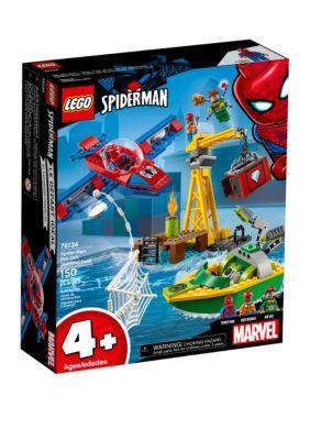 Lego Super Heroes Spider Man Doc Ock Diamond Heist 76134 Lego