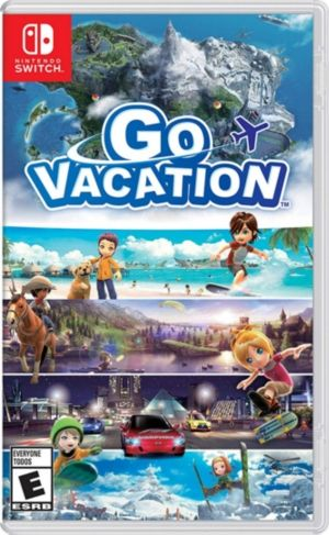 Nintendo Switch Go Vacation Vacations To Go Nintendo Switch Accessories Nintendo Switch Games