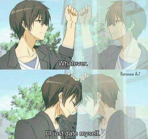 relatable screenshots from anime and manga. all posts must be titled anime_irl. Anime Meme, Anime Tumblr, Anime Qoutes, Manga Anime, Amagi Brilliant Park, Anime Cosplay, The Reader, Anime Triste, I Love Anime