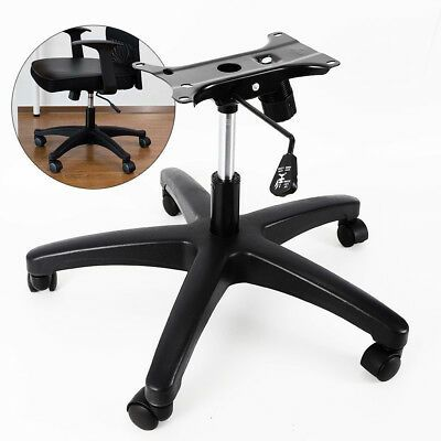 Heavy Duty Office Chair Base 28 Inch Swivel Chair Base Bottom Plate Replacement Affilink Officechairs Office Chair Base Office Chair Heavy Duty Office Chair