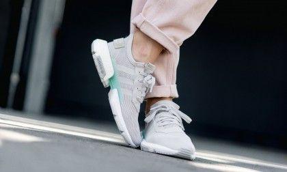 B37458 Womens Grey Mint adidas P.O.D