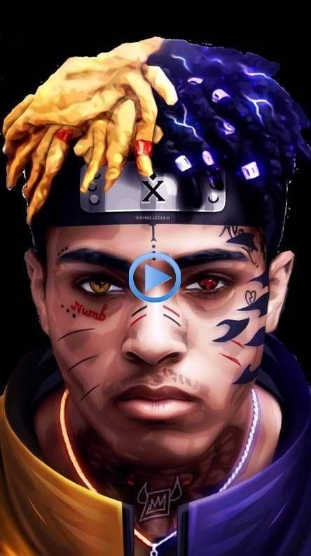 Pin On Xxxtentacion Wallpaper