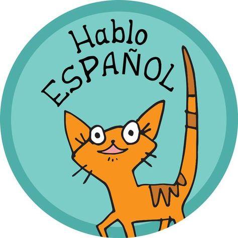 Image result for hablo español cartoon