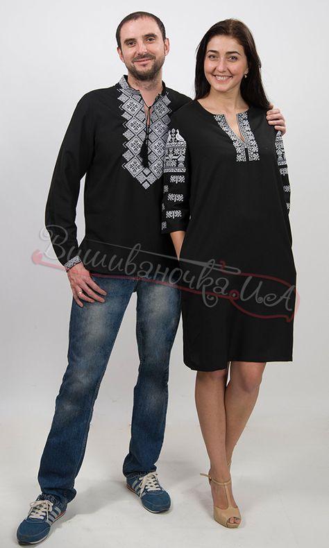 Жіночі вишиті плаття Натхнення  etno-style  3a847fdbcca1f