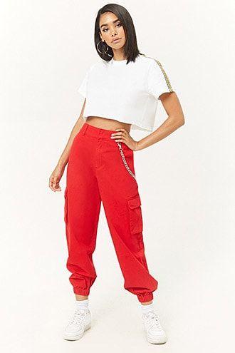 variety design distinctive design buying new High-Waist Cargo Pants | Fashion ideas in 2019 | Cargo pants ...