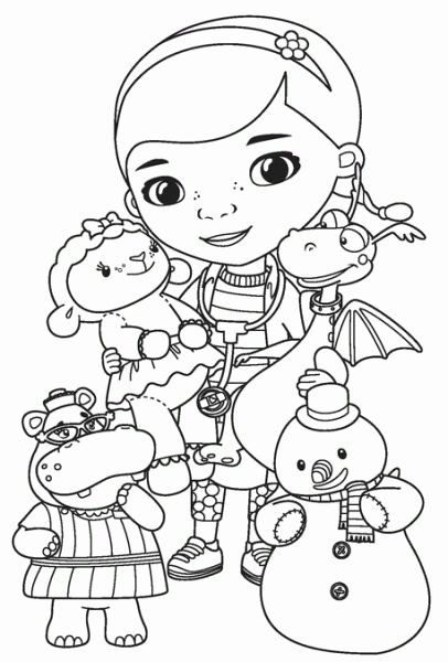 Doc Mcstuffins Coloring Book Inspirational 434 Best Images About Coloring On Pinter Doc Mcstuffins Coloring Pages Mermaid Coloring Pages Unicorn Coloring Pages