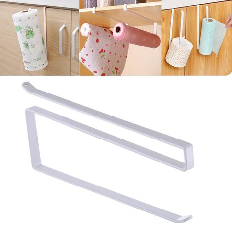 Toilet Paper Holder Bathroom Iron Cabinet Soporte Papel Higienico Kitchen Towel Rack Toilet Roll Holder Towel Rack Kitchen Cabinet Doors Door Hooks