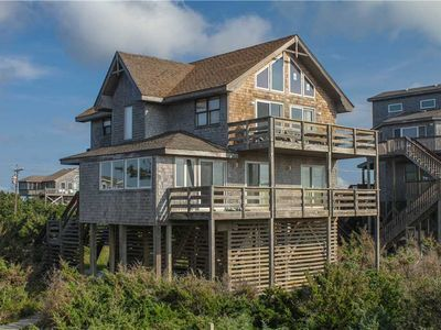 Oceanfront In Avon W Hottub Outer Banks Vacation Rentals Hatteras Rentals Outer Banks Vacation