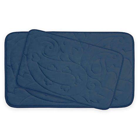 Blue Bath Rugs Bed Bath Beyond Bath Mat Sets
