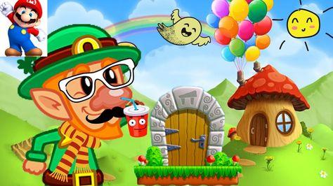 Leps World 3 Game For Kids Volshebnyj Mir Leprekona Ohota Za