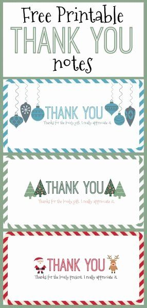 Google Docs Note Card Template Inspirational Free Printable Christmas Thank You Notes H Christmas Thank You Free Christmas Printables Teacher Thank You Cards
