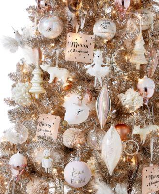 Dreamland Ornament Collection Created For Macy S Macys Com Vintage Christmas Ornaments Christmas Tree Inspiration Holiday