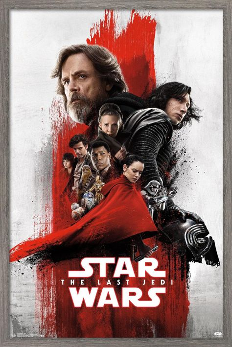 Star Wars: The Last Jedi - Imax Poster