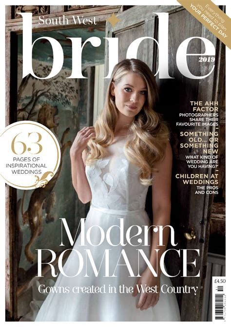 Wedding Pr Wedding Planner Magazine Feature Article The 2019 Edition Of South West Bride Magazine In 2020 Brides Magazine Cover Bridal Magazine Cover Brides Magazine