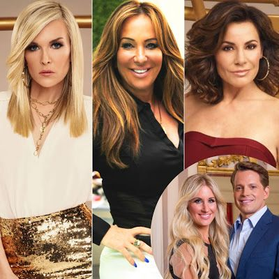 Anthony Scaramucci S Wife Deidre Ball In Talks To Join Season 12 Of Rhony Barbara Kavovit Luann De Lesseps And Tinsley Mortimer Are Reportedly On The Choppi Anthony Scaramucci Housewives Of New