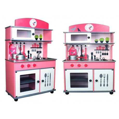 Drewniana Kuchnia Dla Dzieci Roma Mega Zestaw Kitchen Appliances Kitchen Home