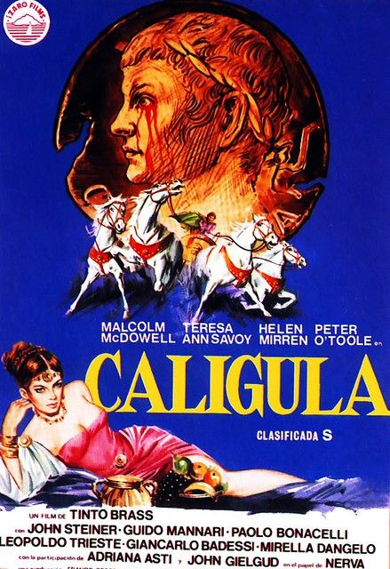 Caligula Historical Film Film Golden Age