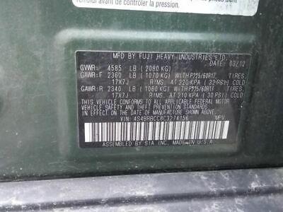 Sponsored Ebay Ac Condenser Fits 10 14 Legacy 1314356