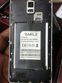 Smile Z1 Flash File Free Download l Smile Z1 Firmware Free … | Smile