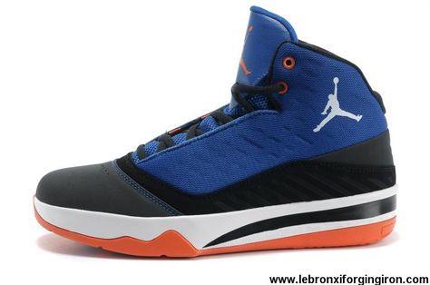 Nehmen Billig Orange Billig Schuhe Schwarz Deal Jordan B'mo Whitegame Royalteam 580590007