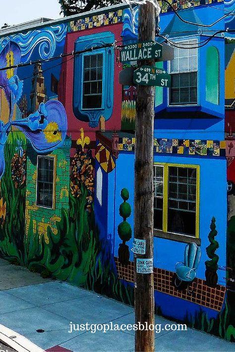 Street Art in Philadelphia