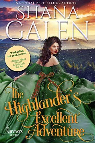 Shana Galen The Highlander S Excellent Adventure Idees De Broderie