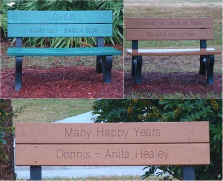 Here S Some Samples Of The Ways We Can Engrave A Donor Or Memorial