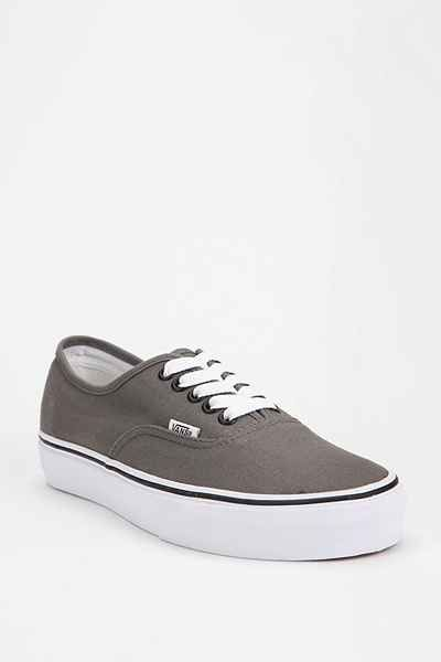 Vans Authentic Canvas Sneaker - Urban Outfitters