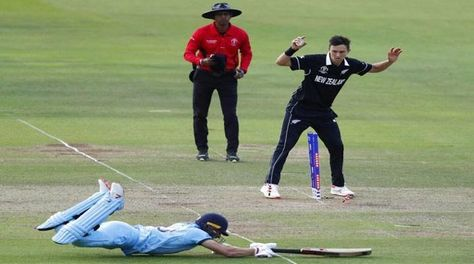 Super Over Boundary Count Rule Scrapped By Icc After Controversial World Cup Final Karachi 160 The International Cricket World Cup Final World Cup One Team